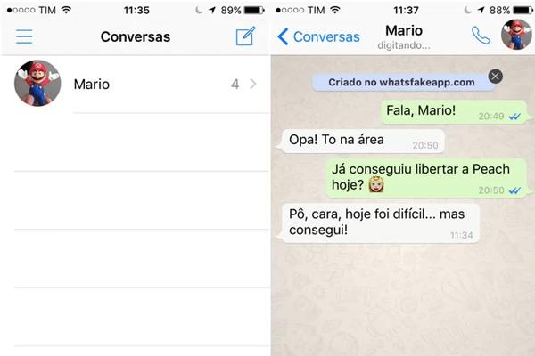 Conversa Zoeira Whatsapp