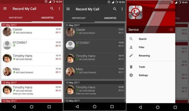 RMC Recorder CAll App