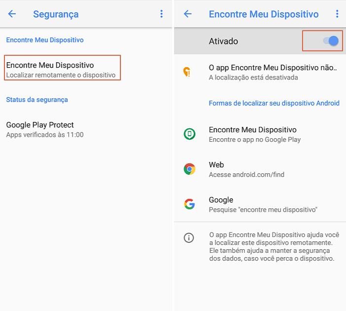 Como saber a localização de uma pessoa pelo Google?