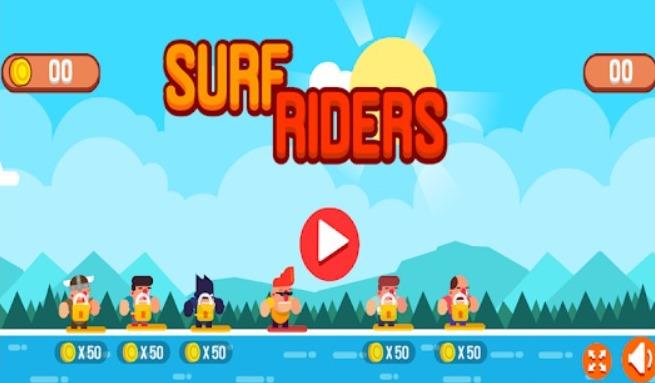 Surf Rider para Android
